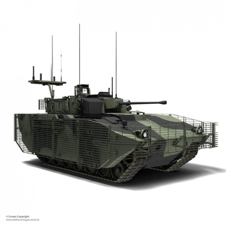 Defence for 2015 and Beyond - Part 8 the British Army 2025