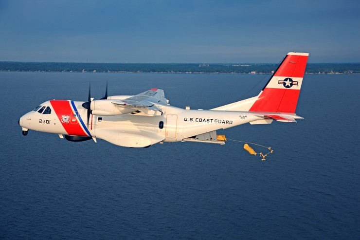 US Coastguard C295 (HC-144)
