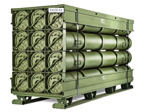 Ammunition Unit Load Container (ULC)