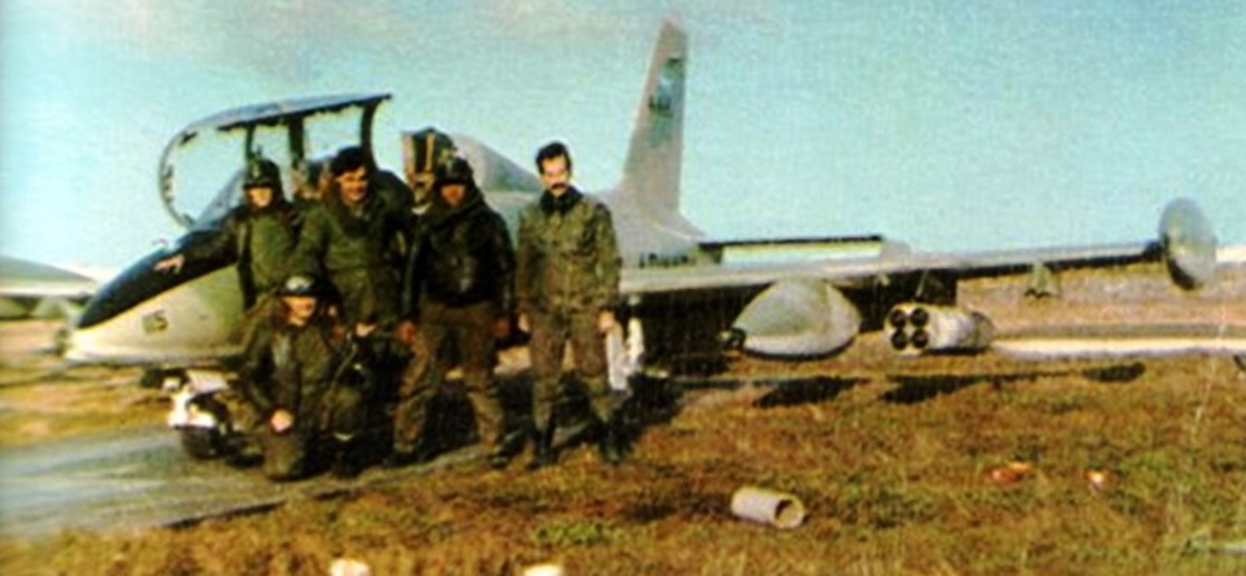 Crippa MB339 Falklands