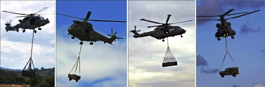 Helicopter Underslung Load