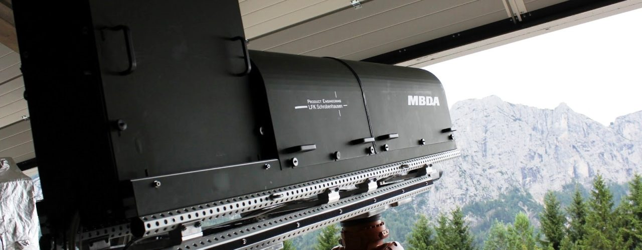 mbda-high-power-laser
